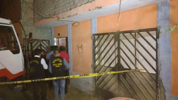Áncash: hombre se quita la vida tras herir de bala a hijastra