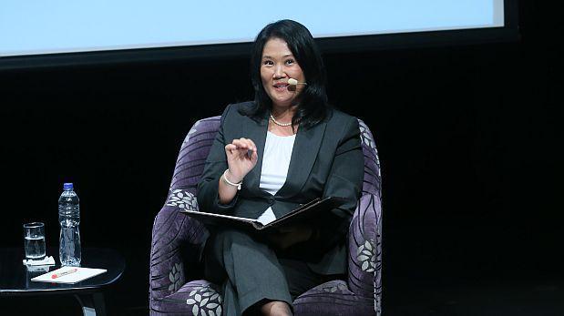 Cuando Keiko Fujimori prometió fortalecer la UIF en campaña