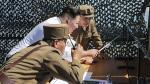 Kim Jong-un dirige prueba del motor de nuevo cohete espacial - Noticias de guerra de coreas