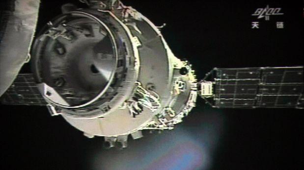 China habría perdido el control de su laboratorio espacial