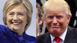 ¿Clinton o Trump?: Así van las tres últimas encuestas de EE.UU.