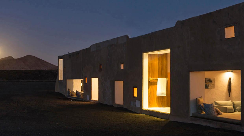 Esta casa de campo de 100 m2 se mezcla con el entorno - Comer en la casa de campo ...