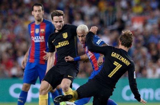 Barcelona vs. Atlético: las mejores imágenes del partido