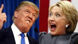EE.UU.: Los videos de Clinton y Trump que todos siguen viendo