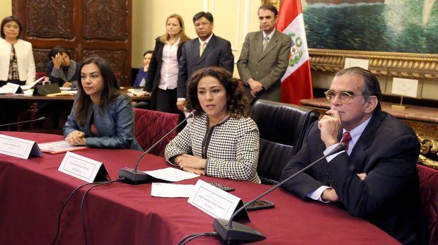 Comisión de Presupuesto rechaza otorgar facultades al Ejecutivo