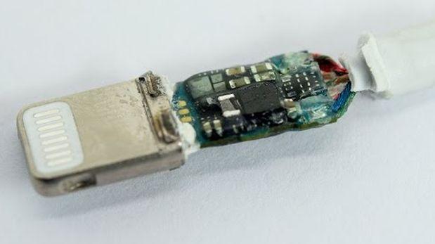 Descubre los misterios del conector lightning del iPhone 7