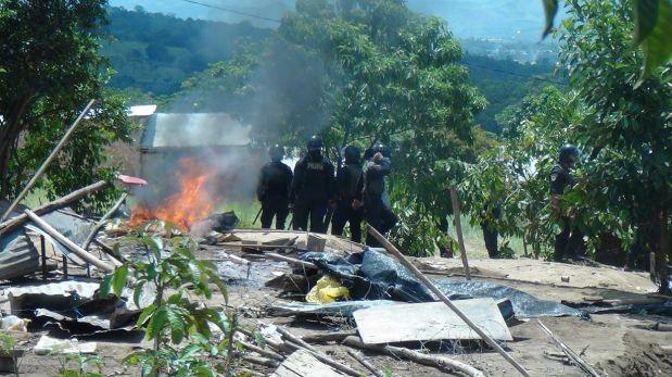 San Martín: liberan a policías y fiscales secuestrados