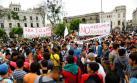 Marcha #NiUnSolMenos es convocada en Facebook por fallo de PJ