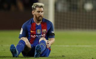 Lionel Messi: ¿Qué partidos se perderá por lesión?