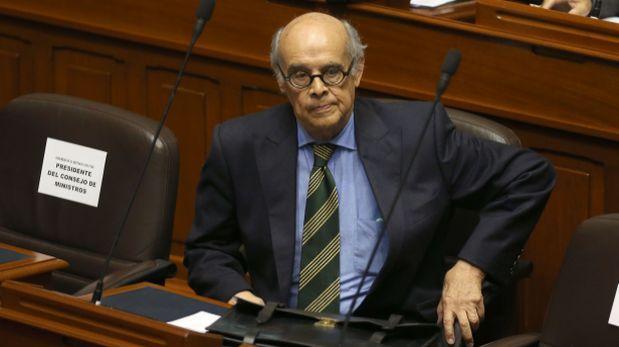 Canciller dice que Perú quiere una relación fluida con Chile