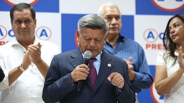 César Acuña y los plagios: ¿Qué responden desde su partido?