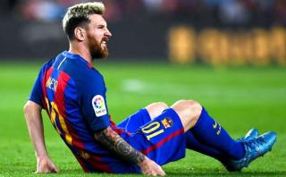 Messi: próximo rival del Barza lamenta lesión con este mensaje