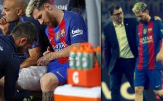 Lionel Messi: conoce la lesión por la que no jugará contra Perú