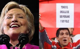 Clinton: Los peruanos que votarán por ella [TESTIMONIOS]