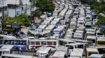 Venezuela: Protesta de transportistas paralizó Caracas - Noticias de roma