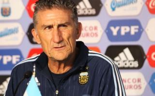 Bauza culpó al Barcelona por lesión de Lionel Messi [VIDEO]
