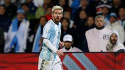 Lionel Messi: mira los números de Argentina sin su figura