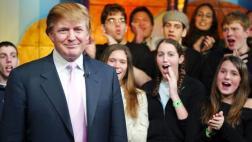 Trump, el candidato republicano que alguna vez fue demócrata