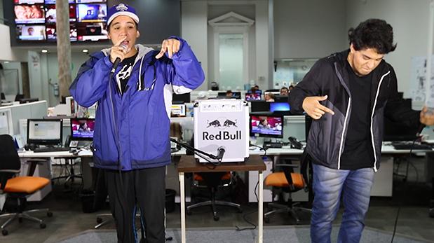 Escucha a 4 'gallos' del hip hop peruano en pleno freestyle