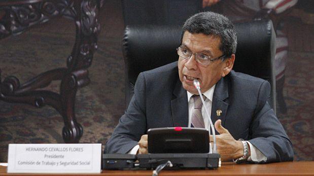 """""""Fallo del PJ sobre reducción de sueldo es inconstitucional"""""""