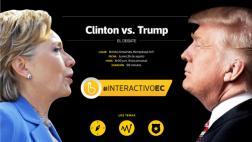 Lo que debes saber sobre el debate Clinton-Trump en EE.UU.