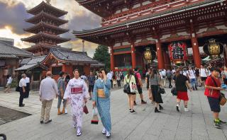 Una guía imprescindible para conocer Tokio en dos días