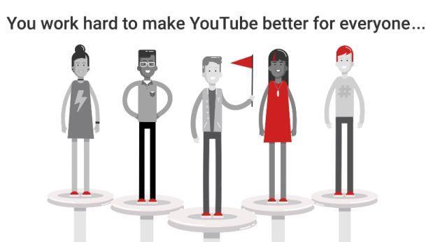 ¿Google quiere que los usuarios de YouTube trabajen sin cobrar?
