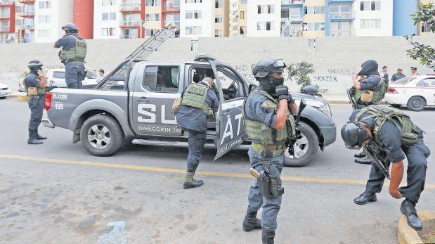 Ipsos Perú: el 66% de los limeños desconfía de la policía