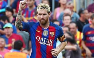 """Messi: """"Gracias a Mönchengladbach por las palabras de ánimo"""""""