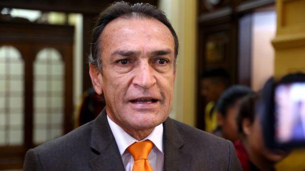 Héctor Becerril: Fuerza Popular trabaja en propuesta para UIF