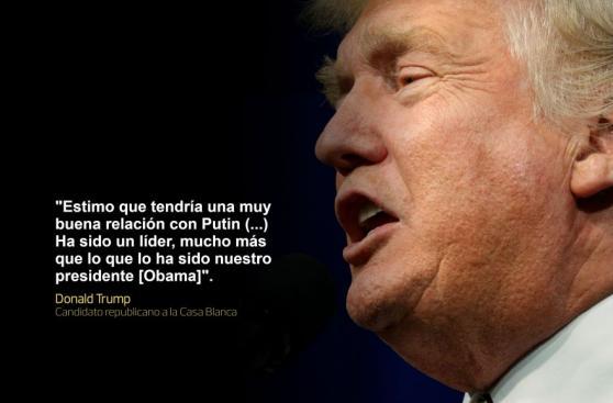 Donald Trump: Las polémicas frases del candidato republicano
