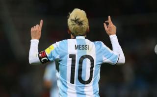 """Leo Messi está dispuesto a """"volver aún más fuerte"""""""