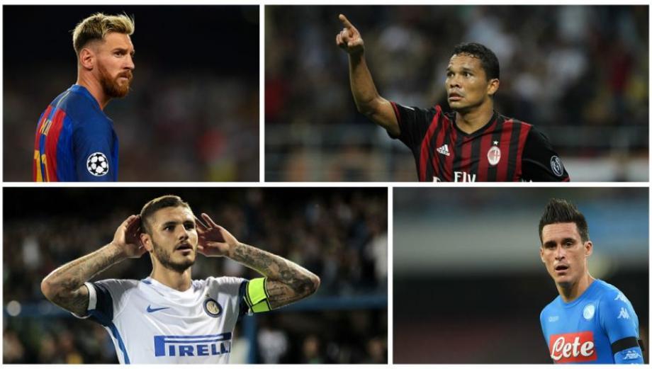 Los 10 delanteros que mejor han empezado las ligas europeas