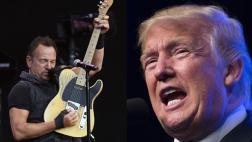 "Bruce Springsteen llama ""idiota"" a Donald Trump"