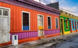 8 de los refugios más coloridos de Sudamérica