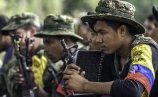 Colombia: Las FARC ratifican acuerdo de paz con el gobierno