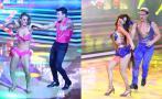 """El gran show"" vuelve a enfrentar a Leslie con Rosángela"