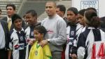 Ronaldo y el día que fue nombrado socio de Alianza Lima [FOTOS] - Noticias de souza ferreyra