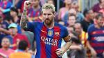 """Messi: """"Gracias a Mönchengladbach por las palabras de ánimo"""" - Noticias de liga española"""
