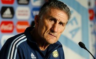 AFA se disculpó con Barcelona por palabras de Edgardo Bauza