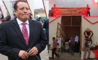 Comas responsabiliza a PNP por ceremonia en mausoleo senderista