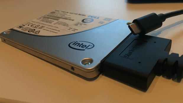 Intel presenta sus nuevos discos de estado sólido en el país