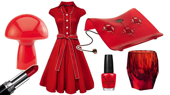 Lady in red: Cómo llevar un color que nunca pasa de moda