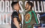 Jorge Linares vs. Anthony Crolla EN VIVO: por cetros AMB y CMB
