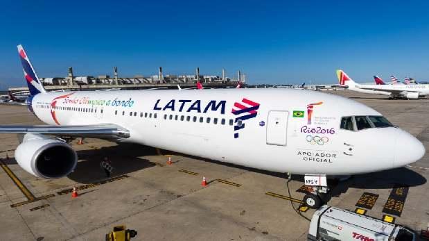 Grupo chileno adquiere más acciones de aerolínea Latam