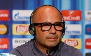 """Jorge Sampaoli: """"Es injusto cómo utilizan a Messi"""""""