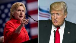 Hillary Clinton acusa de 'misógino' a Trump en spot electoral