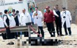 Huarochirí: cadáveres quemados eran de madre e hija de 13 años