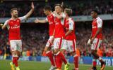 Arsenal ganó, goleó y gustó ante Chelsea por Premier League