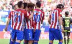 Atlético de Madrid vs. Deportivo La Coruña: por Liga Española